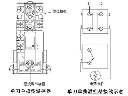 恒温自动控制器